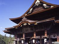 信州 善光寺